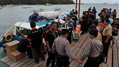 En Indonesia la Policía ha confirmado oficialmente la muerte de una ciudadana española tras un incendio en una barca turística