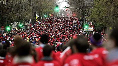 25.000 corredores se inscriben en la San Sillvestre en dos días