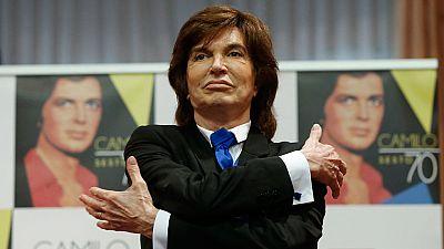 El cantante Camilo Sesto cumple 70 años