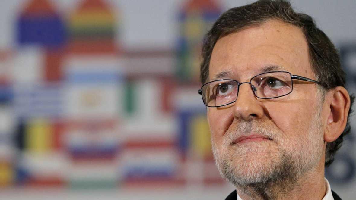 """Rajoy, sobre Rita Barberá: """"Ha abandonado el PP y no tengo ninguna autoridad sobre ella"""""""