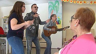Una versión de la canción 'Chiquilla' para mostrar el poder de la música contra el alzheimer