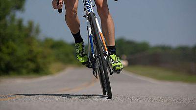 La convivencia en carretera para bicicletas y coches es posible