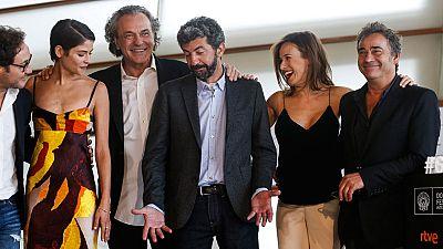 'El hombre de las mil caras', candidata al palmar�s del Festival de Cine de San Sebasti�n