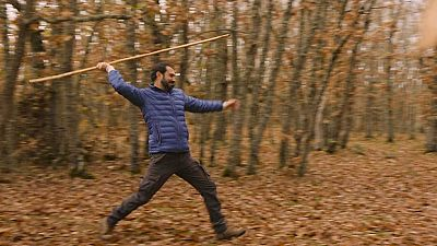 El cazador de cerebros - Una máquina del tiempo en Burgos - ver ahora