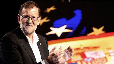 Rajoy acusa a Sánchez de tener una actitud antipatriota