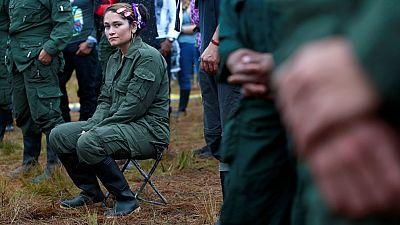 Las FARC debaten el acuerdo de paz