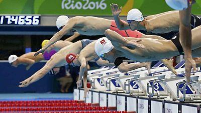 Juegos Paralímpicos Río 2016 - Natación Finales (1)  - ver ahora