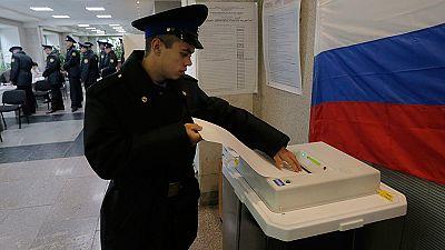 Rusia vota para renovar su Parlamento