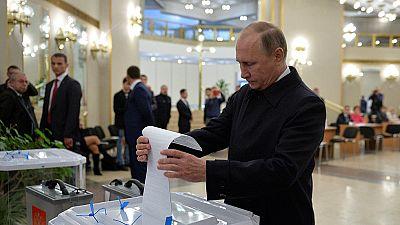 Rusia vota para renovar su Parlamento con el partido del Kremlin como favorito