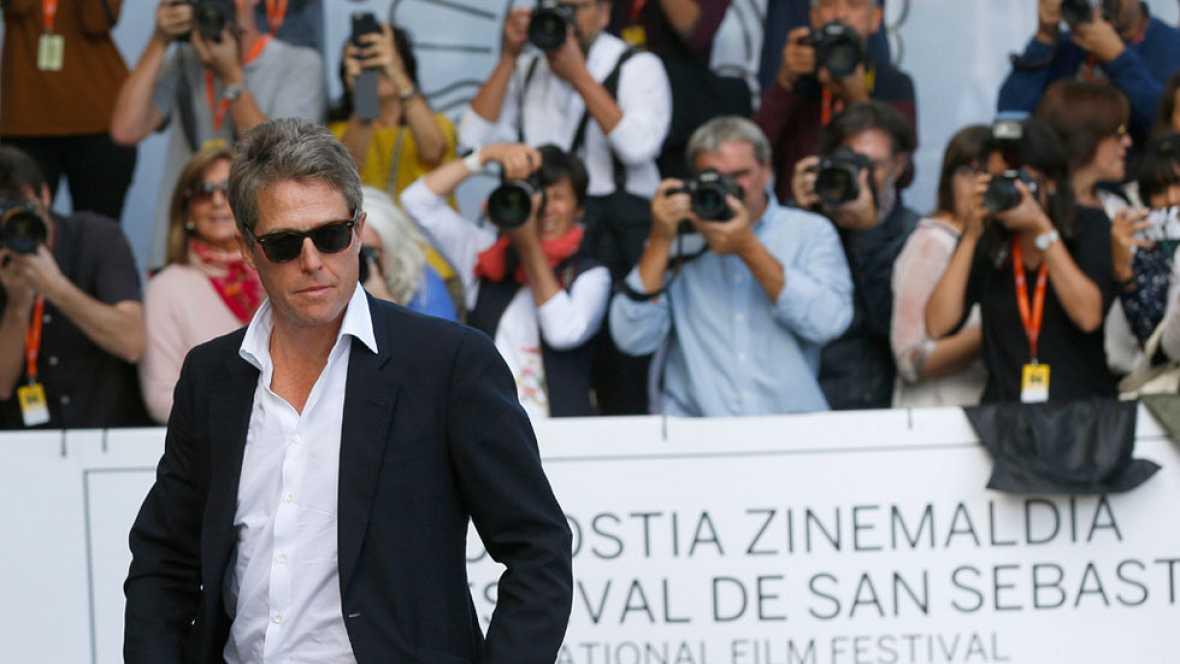 El Festival de San Sebasti�n culmina un fin de semana plagado de cine
