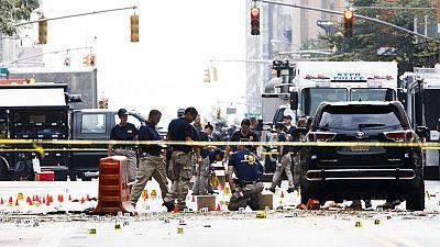 Al menos 29 heridos por una explosión intencionada en Nueva York