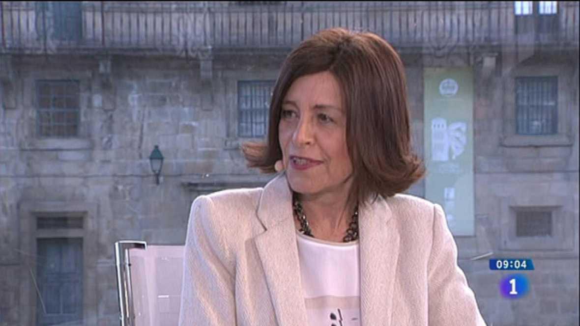 Losada espera que C's entre en el Parlamento gallego para condicionar al próximo gobierno
