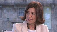 Los desayunos de TVE - Cristina Losada, candidata de Ciudadanos a la presidencia de la Xunta - ver ahora