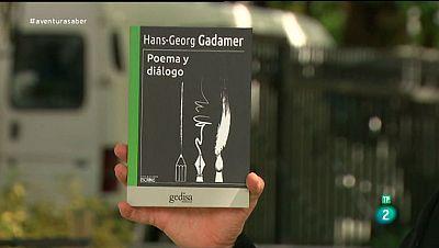 La Aventura del Saber. TVE. Libros recomendados. Poema y di�logo. Hans-Georg Gadamer