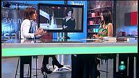 La Aventura del Saber. TVE. Paloma S�nchez-Garnica, autora de la novela 'La sonata del silencio'