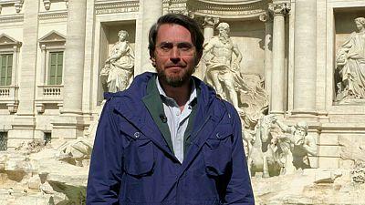 Destinos de pel�cula en Roma. Avance