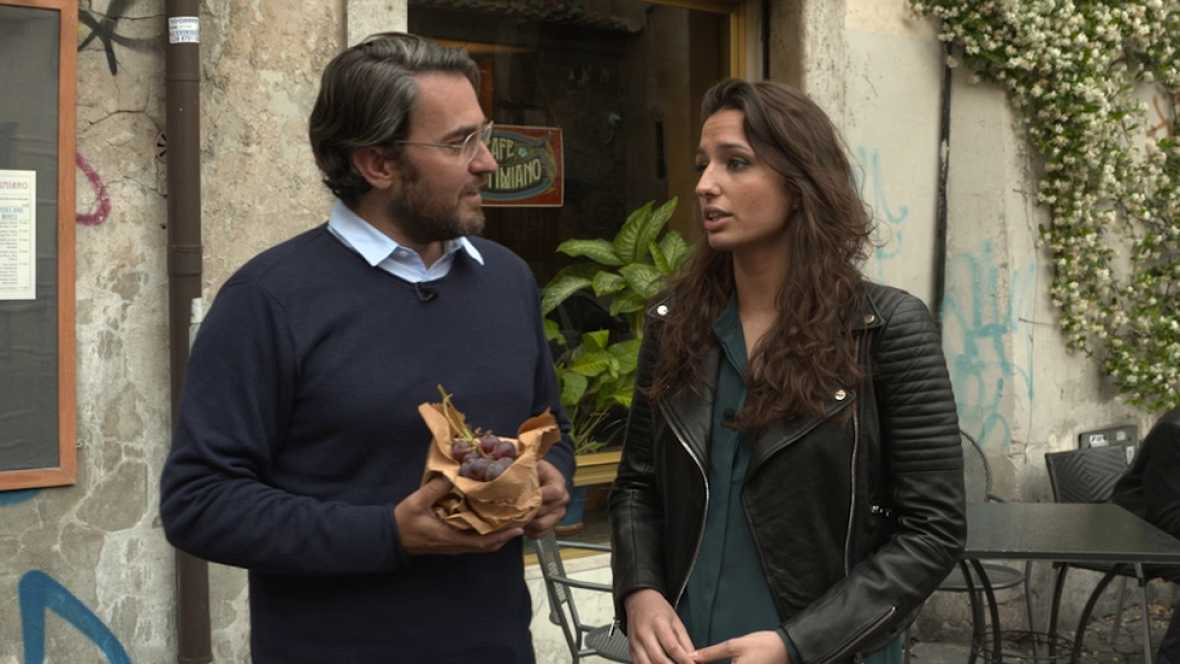 Destinos de película en Roma. Vídeo extra