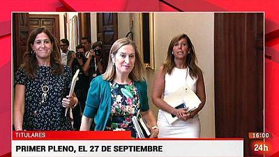 Parlamento - Parlamento en 3 minutos - 17/09/2016
