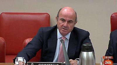 Parlamento - El foco parlamentario - De Guindos en comisión - 17/09/2016
