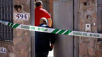 Realizan la autopsia a los cuatro miembros de una familia encontrados muertos en un chalet de Guadalajara