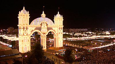 Medio millón de sevillanos, llamados a votar para ampliar la Feria de Abril