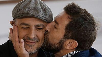 El Festival de San Sebasti�n arranca la semana con cine espa�ol y la llegada de nuevas estrellas