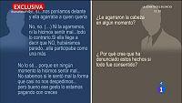 Declaraciones de los implicados en la presunta violaci�n de San Ferm�n