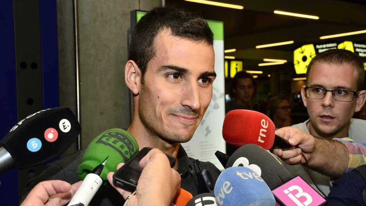 """Mario Mola: """"Daba por hecho que Jonathan iba a ganar la prueba"""""""