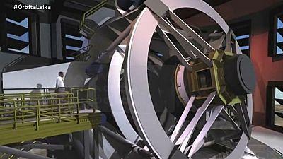 Órbita Laika. La nueva generación - El origen del Universo - El futuro ya está aquí