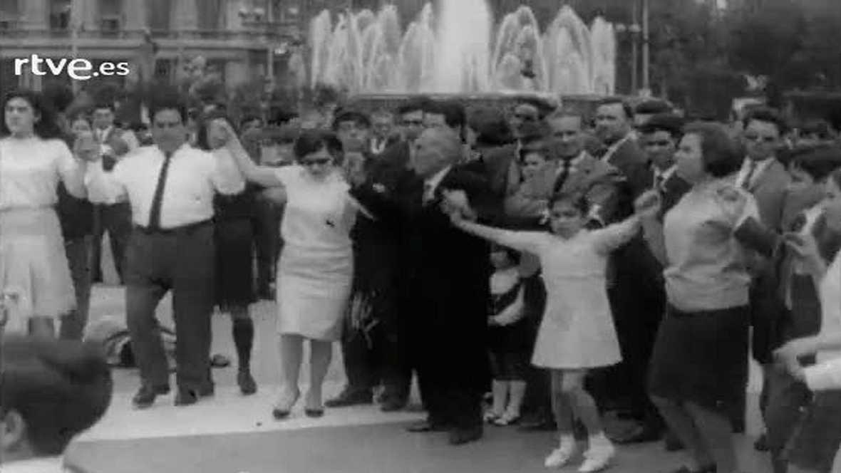 Arxiu TVE Catalunya - Festes de la Mercè del 1969
