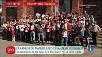 Monesterio (Badajoz) en busca de una vecina desaparecida