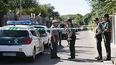 Los familiares de los asesinados en Pioz niegan que se trate de un ajuste de cuentas