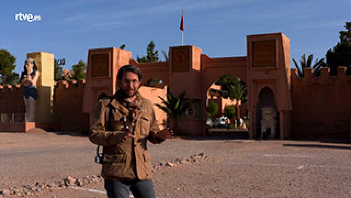 Destinos de película en Marruecos. Ouarzazate