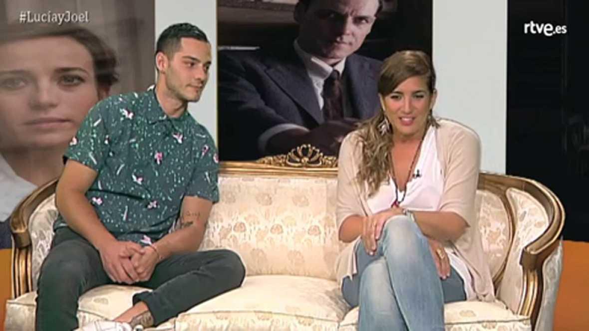 Así ha sido el videoencuentro con Lucía Jiménez y Joel Bosqued