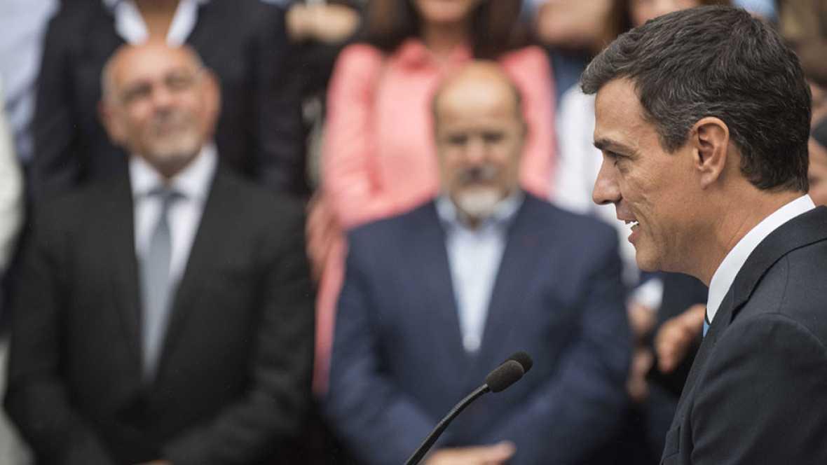 Pedro Sánchez convocará el Comité Federal del PSOE el próximo 1 de octubre