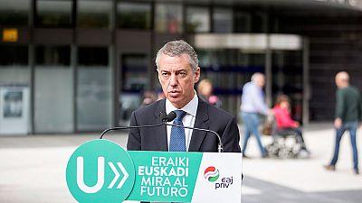 Elecciones País Vasco 2016 | El PNV pide el voto para defender el autogobierno