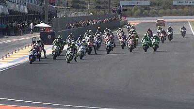 Motociclismo - Campeonato de España de Velocidad. Prueba Valencia - ver ahora