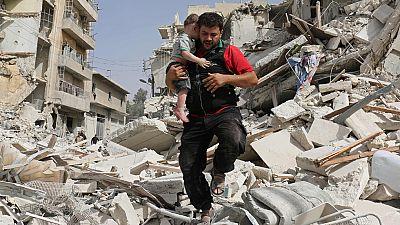 El desacuerdo recrudece la guerra en Siria, tras una tregua fallida y el bombardeo a un convoy humanitario