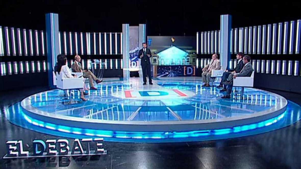 El debate de La 1 - 21/09/16 - ver ahora