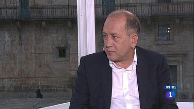 Leiceaga apuesta por reforzar el autogobierno en Galicia dentro del marco constitucional