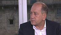Los desayunos de TVE - Xoaquin Fern�ndez Leiceaga, candidato del PSdeG a la presidencia de la Xunta de Galicia - ver ahora