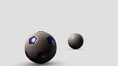 Desafía tu mente - ¿Qué pelota es más grande?