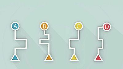 Desafía tu mente - Recuerda el camino que llega al oro