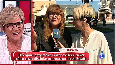 Isabel Coixet presenta 'Spain in a day' en San Sebasti�n