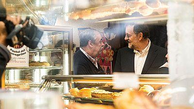 Rajoy afirma que intentar gobernar con 85 diputados, Podemos e independentistas es un disparate