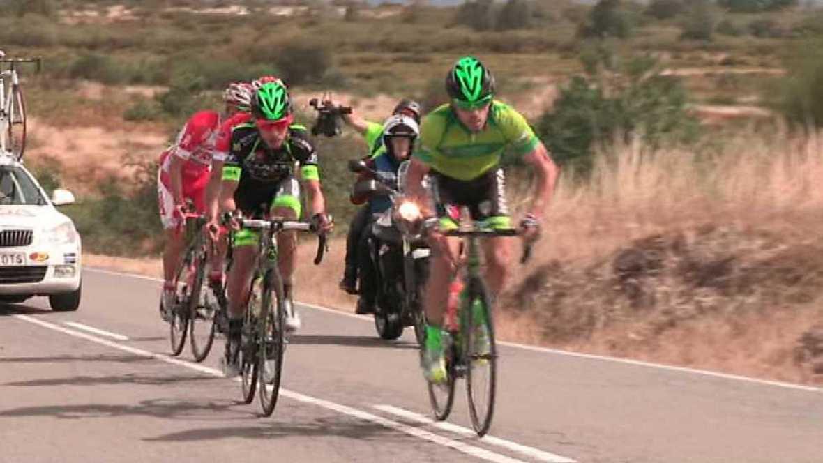 Ciclismo - Vuelta a Galicia. Resumen - VER AHORA
