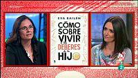 La Aventura del Saber. TVE. Eva Bail�n 'C�mo sobrevivir a los deberes de tu hijo'. Change.org