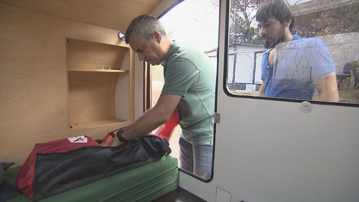 Tinc una idea - Formació professional ben aplicada: una caravana de fusta