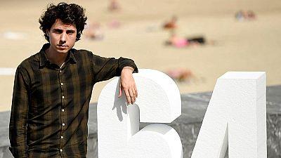 Jon�s Trueba presenta en San Sebasti�n 'La Reconquista', una historia de nostalgia sobre el primer amor