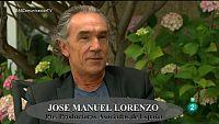 La Aventura del Saber. TVE. Jos� Manuel Lorenzo